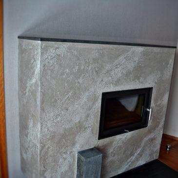 Kreative Kamine moderne Gestaltung