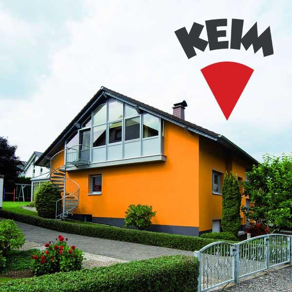 Keim Mineralfarben - ökologische Hausfassaden