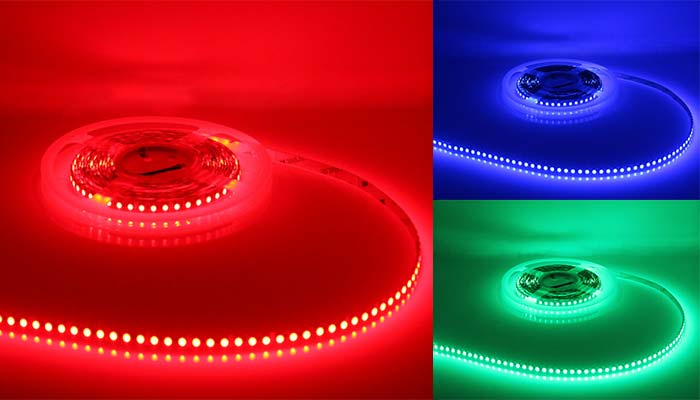 LED-Installationen