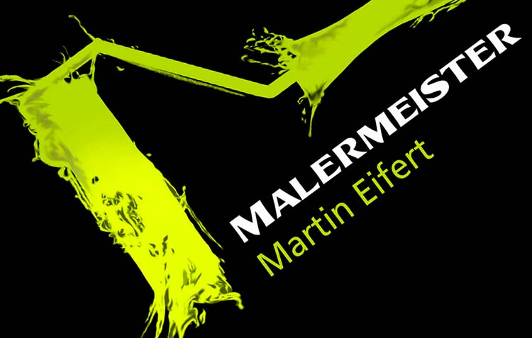 Malermeister Martin Eifert