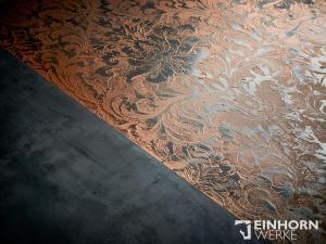 STUCCORINO 0208 oldenglish + STUCCORINO Effect - Bronze - exklusive Wandgestaltungen