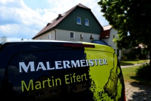 Malermeister Martin Eifert Maler Torgau Leipzig Dresden Fassade streichen