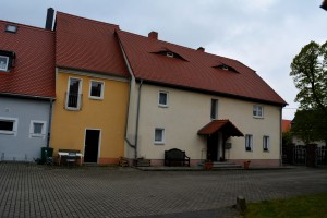 Vor der Fassadenbeschichtung Maler Torgau