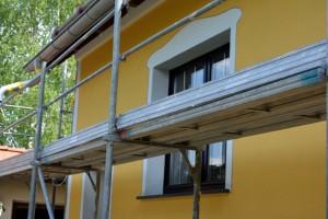 Fassaden Gestaltung nachhaltig mineralisch Keim Gesund Sachsen Keimfarben