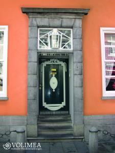 Haus mit Tuer pixelio Sanddorn