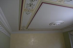 Wandgestaltung Deckengestaltung