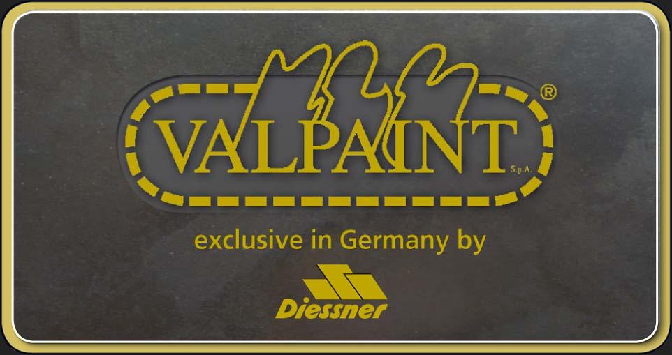Valpaint exclusive by Diessner